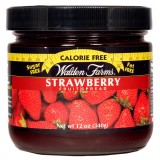 Walden Farms – Strawberry Fruit Spread 340g (12 OZ)