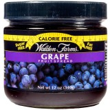 Walden Farms – Grape Fruit Spread 340g (12 OZ)