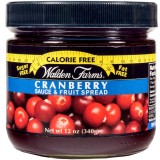 Walden Farms – Cranberry Fruit Spread 340g (12 OZ)