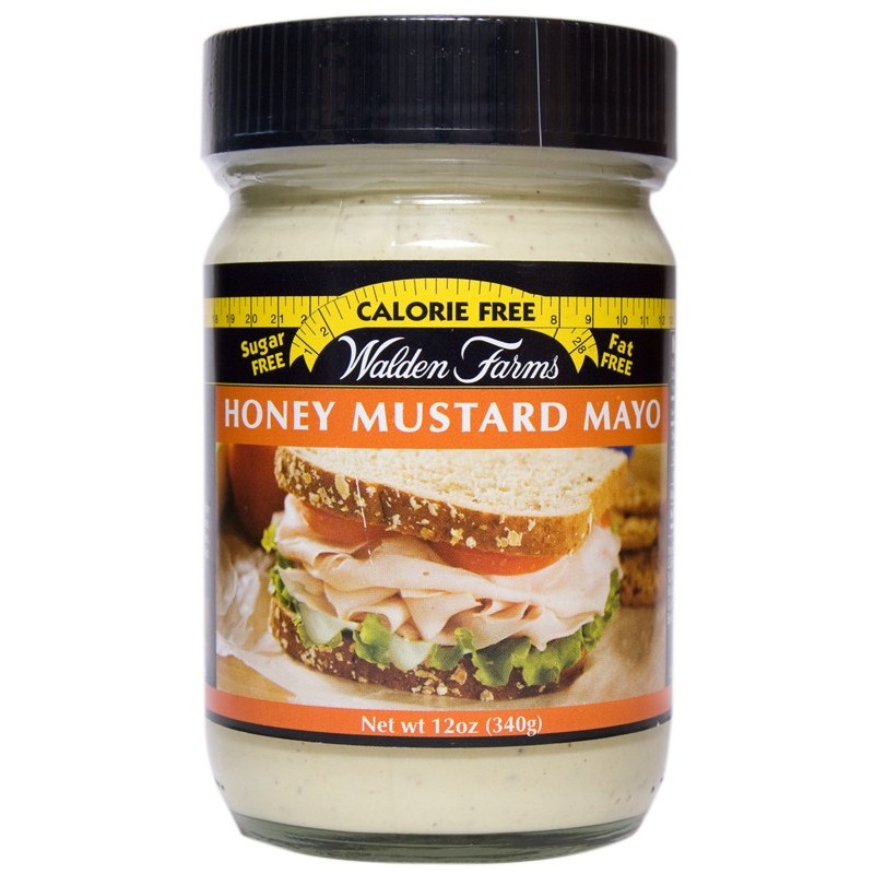 Walden Farms - Honey Mustard Mayo 340g (12 OZ)
