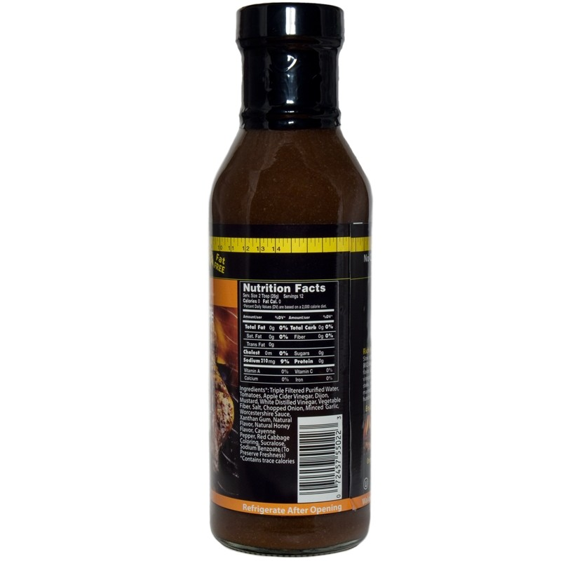 Walden Farms - BBQ - Honey 340g (12 OZ)